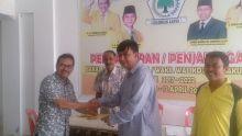 Warnai Pilkada Payakumbuh 2017, Budi Putra Mendaftar ke Partai Golkar dan PAN