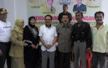 Mantan Walikota Payakumbuh Darlis Ilyas Mendaftar ke Golkar dan PAN