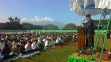 Bupati Ajak Kemenag Bersinergi Wujudkan Masyarakat Qurani di Kabupaten Solok