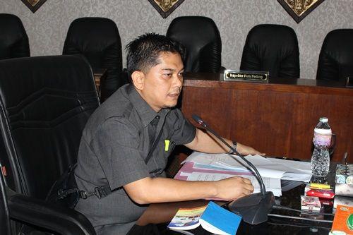 Usulan Nama Benny Wendry Terima Penghargaan Tanpa Mekanisme DPRD Padang