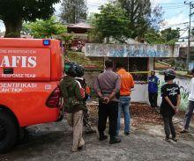 Jasad Lelaki Tanpa Identitas Ditemukan Membusuk di Areal Terminal Tipe C Pasar Banto Bukittinggi