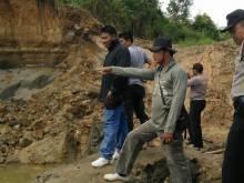 Polres Dharmasraya Terus Selidiki Kasus Kematian Penambang Emas Tanpa Izin