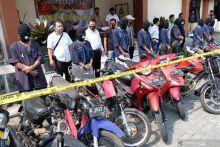 Ditinggal 10 Menit, Motor Wartawan Lenyap Diembat Maling