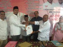 Maju Jadi Cawako Bukittinggi 2020, Erman Safar Mendaftar ke Partai Gerindra
