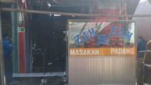 Gara-gara Tabung Gas Bocor, Rumah Makan Padang di Bogor Ludes Terbakar