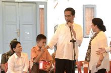 Di Solok, Jokowi Ingatkan Orang Tua, Jangan Sampai Anak Dididik oleh Hape
