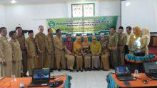 Pengawas Madrasah Berkumpul di Sijunjung Adakan Lomba KTI
