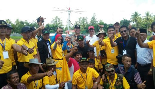Ratusan Anggota Orari Ikut Kontes Antena Mobil
