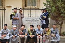 Suka Duka Mahasiswa Minang di Mesir yang Tidak Bisa Mudik karena Lockdown