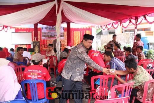 Perang Lawan Narkoba, Pemuda Nagari Cupak Kabupaten Solok Gelar Pelatihan