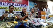 Diduga Gelapkan Dana PIP, Guru Honorer Ditangkap Tim Saber Pungli di Solok