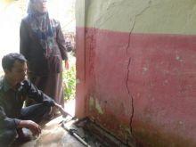 Puluhan Rumah Rusak, Tanah dan Jalan Bergeser, Siswa Takut Sekolah