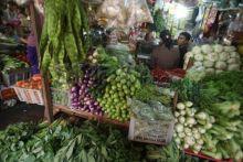 Harga Sayuran di Padang Melonjak 100 Persen