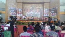 Siang Ini, Debat Putaran Kedua Cabup Agam Dilaksanakan di Ampang Gadang