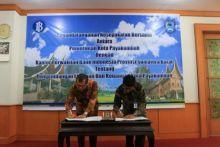 Pemko Payakumbuh Jalin Kerjasama dengan Bank Indonesia