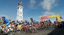Perbaikan Jalur Tour de Singkarak 2015 Selesai Sebelum Oktober