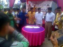 Tim Pemenangan Pasangan AZAN untuk Limapuluh Kota Dilantik dan Langsung Gelar Rapat Kerja Koalisi
