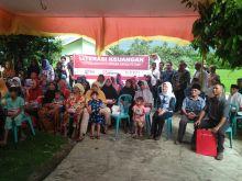 PT Asuransi Sinar Mas Lakukan Literasi Keuangan ke Petani dan Siswi di Tanah Sirah, Bungus Barat