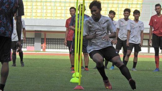 Hari Pertama, Bima Sakti Genjot Fisik Pemain Timnas U 16