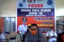 Tertular di Payakumbuh, Warga Manggilang Limapuluh Kota Positif Covid-19