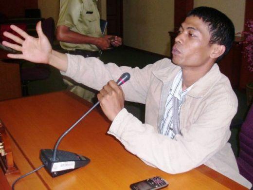 Anggota Komisi II DPRD, Aprianto: PDAM Padang Belum Penuhi Kebutuhan Air Bersih Warga