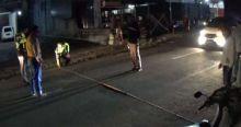 Pulang Belanja Lebaran, Hengki Tornando Tewas Ditabrak Lari