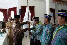 125 Jemaah Calon Haji Kabupaten Solok Dilepas Bupati Gusmal