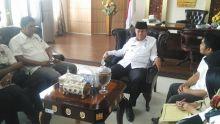 Kepada FWP DPRD Padang, Ini Kata Wawako Emzalmi