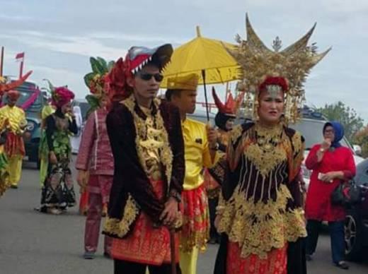 Ada Datuak Maringgih di Festival Siti Nurbaya 2016