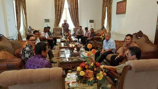 Buah dari Turnamen Irman Gusman Cup, Tuah Sakato FC Didukung Pemprov dan DPRD Sumbar