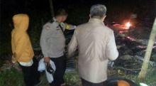Kakek Berusia 90 Tahun Tewas Terbakar dalam Pondoknya di Solok