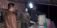 Razia Kos-kosan di Nagari Sungai Kambuik Dharmasraya, Ditemukan Belasan Liter Tuak