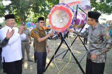 Berlangsung Semarak, Gubernur Sumbar Pukul Beduk, Pertanda Dibukanya MTQ Tingkat Kota Solok