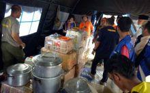 Pengungsi Gempa Palu Heboh Mencari Keberadaan 1,6 Ton Rendang Bantuan Sumbar