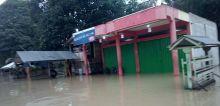 5 Kecamatan di Pasaman Banjir dan Longsor, Sejumlah Sekolah dan Jembatan Rusak