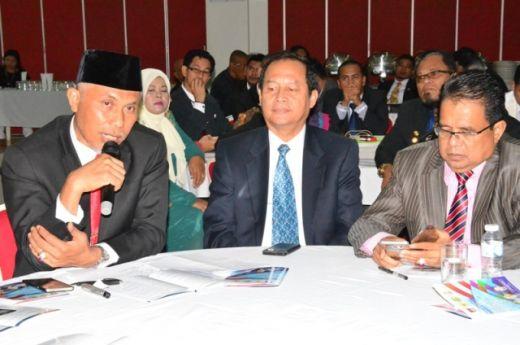 Walikota Padang Ajak Perantau di Malaysia Pulang Kampung
