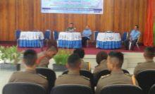 Peringati Hari Pahlawan, LPP RRI Bukittinggi Undang Dandim 0304 Agam dan Praja IPDN Dalam Dialog Interaktif