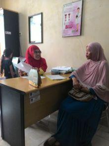 Antisipasi Kanker Rahim 100 Ibu Jalani Pemeriksaan Papsmear