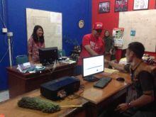 Dua Kantor Media Massa di Bukittinggi ini Dikunjungi Para Pelaku Pariwisata