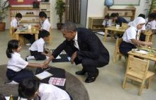 Obama: Anak-Anak Syria Juga Seperti Anak-Anak Kita