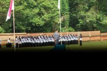 Ribuan Guru Tumpah di Lapangan Guguak VIII Koto