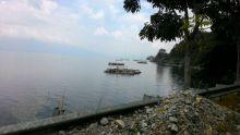 Jala Apung dan Keramba Kurangi Keindahan Danau Singkarak