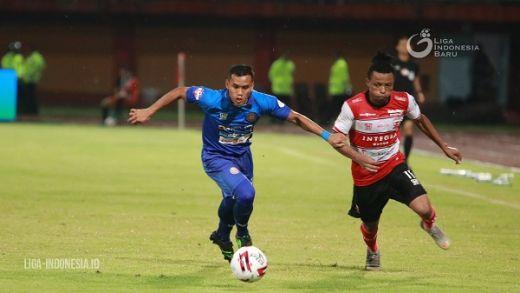 Madura United Disesalkan Ikuti Permainan Persiraja