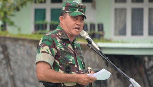 Pimpin Rapat Penyambutan Presiden ke Sumbar, Pangdam I Bukit Barisan: Listrik Usahakan Jangan Padam