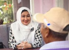 Hj Yemmelia Sarankan Pemko Bukittinggi Batalkan Sistem Sewa dan Bantu Koperasi Pedagang
