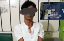 Polres Pasaman Tangkap Tersangka Penyalahgunaan Narkoba
