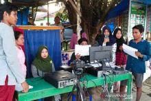 99,73 Persen Penduduk Wajib KTP di Dharmasrayatelah Miliki KTP-el