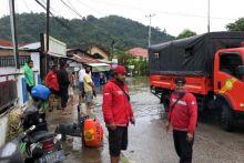 Semen Padang Turunkan TRC Bantu Penanganan Banjir Padang