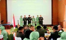 Hari Ini, Danrem 032 Wirabraja Pimpin Sertijab 3 Komandan Kodim di Sumbar