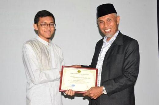 Bertemu Mahasiswa Indonesia di IIUM Malaysia, Walikota Padang Ajak Mahasiswa Persiapkan Diri Jelang Bonus Demografi